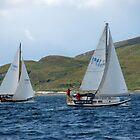 West Highland Week 2007 - Mist of Malin and Ivanhoe by Alisdair Gurney