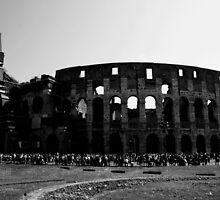 Roman Colleseum by klindy7