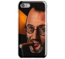 French actor Jean Reno iPhone Case/Skin