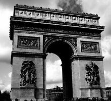 Arc De Triumph by klindy7
