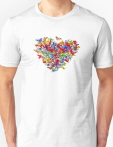 Flutterbys Unisex T-Shirt