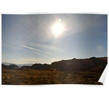 Snow Canyon State Park Poster