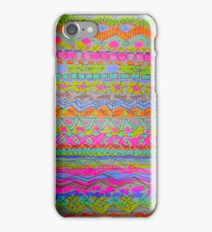 Neon Glow iPhone Case/Skin