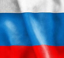 Russian Federation Flag by MarkUK97