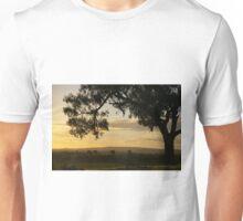 Morans lookout rural scape 2014 Unisex T-Shirt