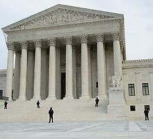 Supreme Court by chriswieland