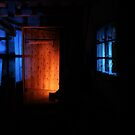 27.2.2015: Light Painting in Abandoned Cowshed I by Petri Volanen