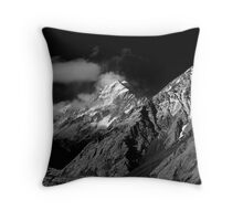 Mt Cook Throw Pillow
