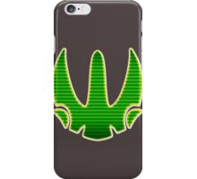 Rebel Wings Crest iPhone Case/Skin