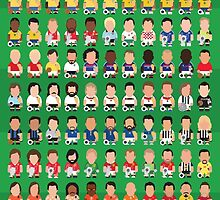 Football Legends by johnsalonika84