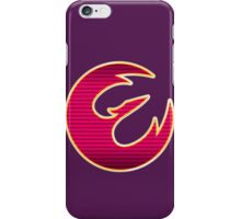Rebel Phoenix Crest iPhone Case/Skin