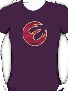 Rebel Phoenix Crest T-Shirt