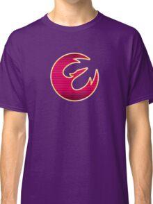 Rebel Phoenix Crest Classic T-Shirt