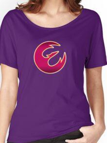 Rebel Phoenix Crest Women's Relaxed Fit T-Shirt