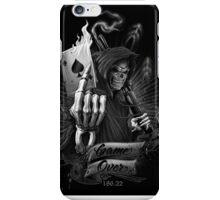 Grim iPhone Case/Skin