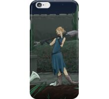 The Midnight Gardener iPhone Case/Skin
