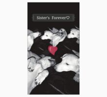 Sister's Forever ♡ One Piece - Short Sleeve