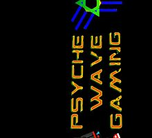 Psychwave Gaming Logo for iPhone by PsychwaveGaming