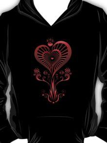 Heart Flower T-Shirt