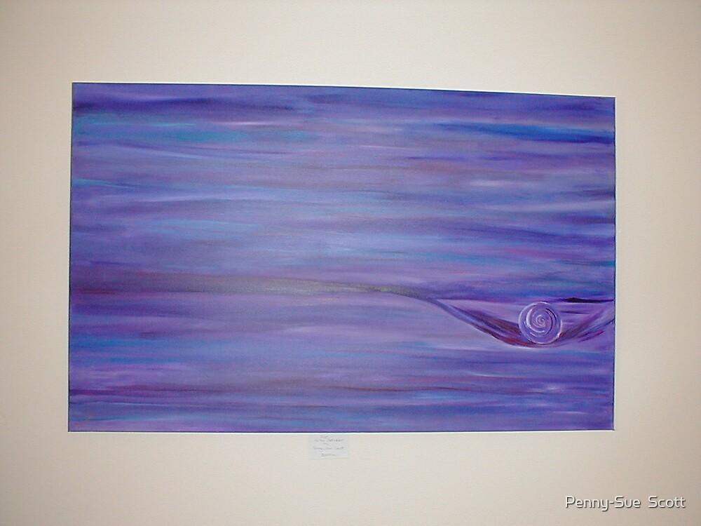 Eye of the Beholder by Penny-Sue  Scott