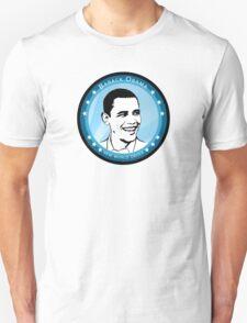 obama : blue rays Unisex T-Shirt