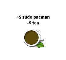 Linux sudo pacman -S tea by boscorat