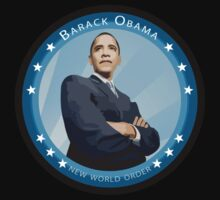 barack obama : new world order by asyrum