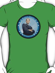 barack obama : new world order T-Shirt