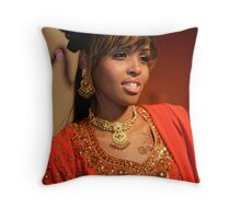 Yasmine Throw Pillow