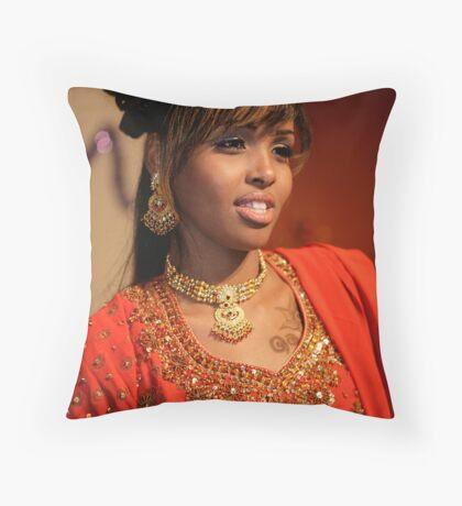 Yasmine Throw Pillow
