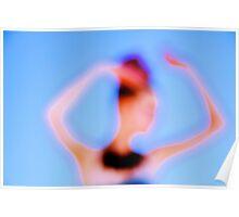 Modigliani Pose Poster