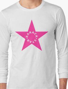 barack star Long Sleeve T-Shirt