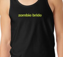 Mean Girls - Zombie Bride Tank Top