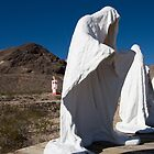 Ghosts in Rhyolite by Denise Goldberg