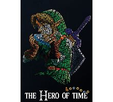 Hero of Time - Link Photographic Print