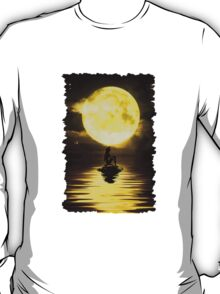 Beauty Mermaid Starry Night T-Shirt