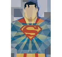 Superhero Photographic Print