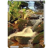 Mighty waterfall | landscape photography iPad Case/Skin
