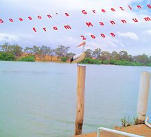 Season's greetings from Mannum 2008. by elphonline