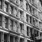 Soho Apartments New York City by DavePlatt
