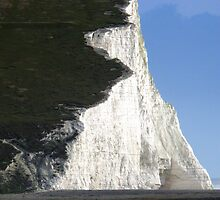 Start of the Seven Sisters at Cuckmere Haven by mikebov