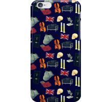 221B Baker Street version 2 iPhone Case/Skin