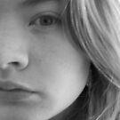 Me (Black and White) by Anastasia G