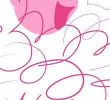 Pinkie Pie Simplistic Sticker