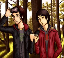 Jasper and Monty by Hannah Fry