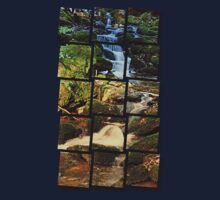 Mighty waterfall | landscape photography One Piece - Long Sleeve