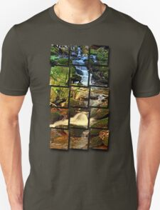 Mighty waterfall | landscape photography T-Shirt