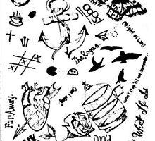 Larry Stylinson tattoos by alyssa99s