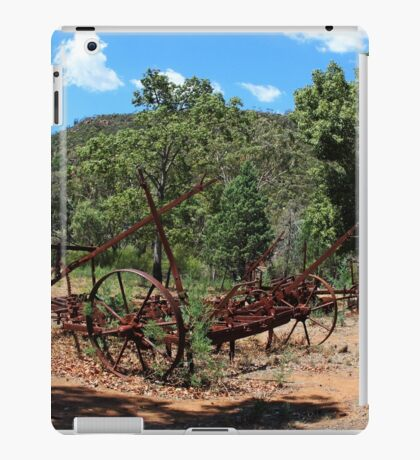 Seaton's Farm historic site iPad Case/Skin