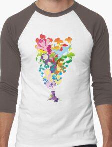 Friends Dreaming Colour Men's Baseball ¾ T-Shirt